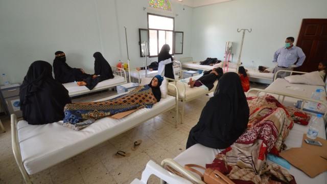 Save the Children призвала сражаться сраспространением холеры вЙемене