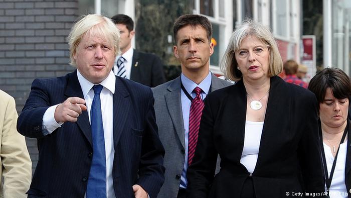 Консерваторы Великобритании договариваются окоалиции ссевероирландской партией