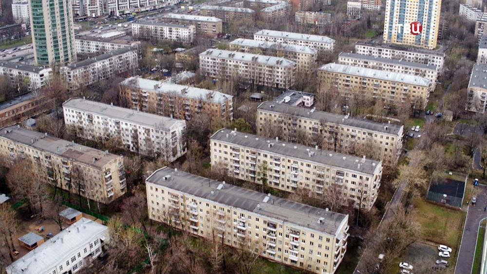 Государственная дума окончательно приняла законодательный проект осносе пятиэтажек в столицеРФ
