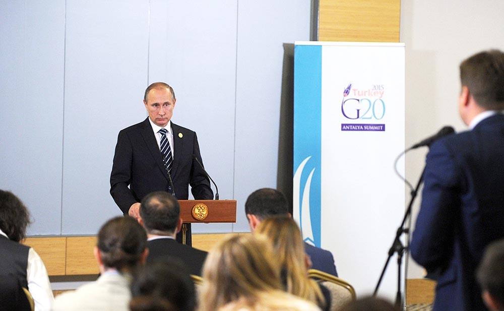 Саммит G20 вГамбурге: как Меркель встретила лидеров «Большой двадцатки»
