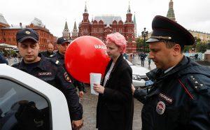 130 волонтеров штабов Алексея Навального по всей России были задержаны