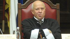 Судья КС Юрий Данилов о передаче Исаакия