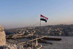 по зонам деэскалации в Сирии