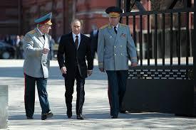 Путин уволил генералов