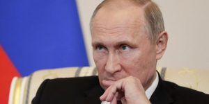 Путин и новые санкции к РФ
