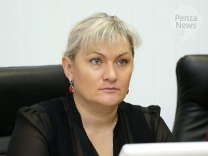 Замглавы администрации Пензы Ирина Ширшина задержана на рабочем месте,