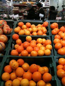 Цены на апельсины выросли