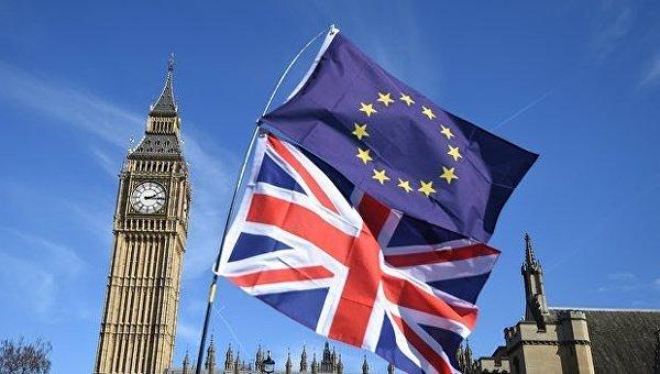 за Brexit
