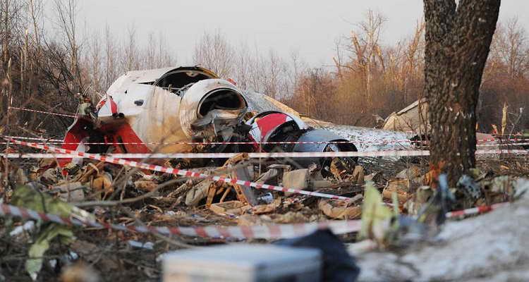 катастрофы Ту-154 под Смоленском