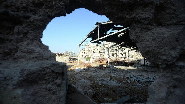 США нанесла удар фосфорными бомбами по больнице в Ракке