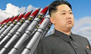 санкций против КНДР
