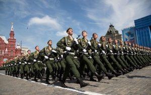 Российская армия названа сильнейшей