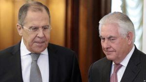 Лавров и Тиллерсон обсудили новые санкции