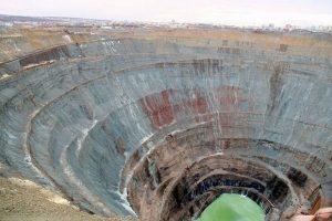 На шахте в Якутии стало опасным