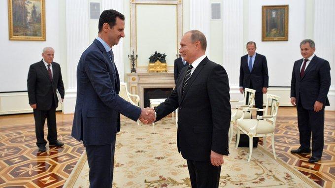 Сирия иРФ противостоят попыткам Запада установить гегемонию над Ближним Востоком— Асад