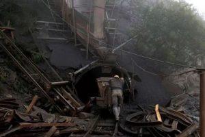 работы на руднике «Мир»