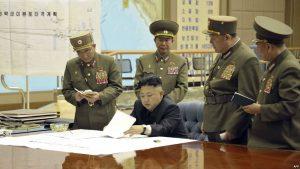 Ким Чен Ын созвал послов на совместное совещание в Пхеньян