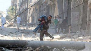 ООН готова обвинить Асада в военных преступлениях