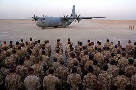 На территории Афганистана находятся 11 тыс. военных США