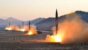 удара по ракетным объектам КНДР
