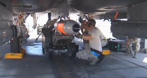 испытание модификации ядерной бомбы В61