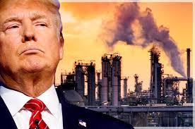Трамп распустит группу по оценке изменения климата