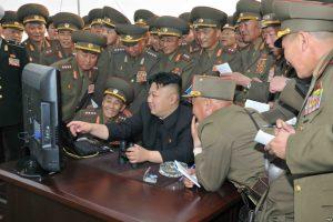 Ким Чен Ын удар по территориям США