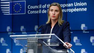 Могерини проводит заседание Евросоюза в связи с обострением в КНДР