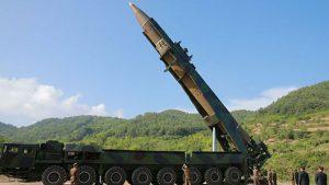 военные учения с использованием баллистических ракет