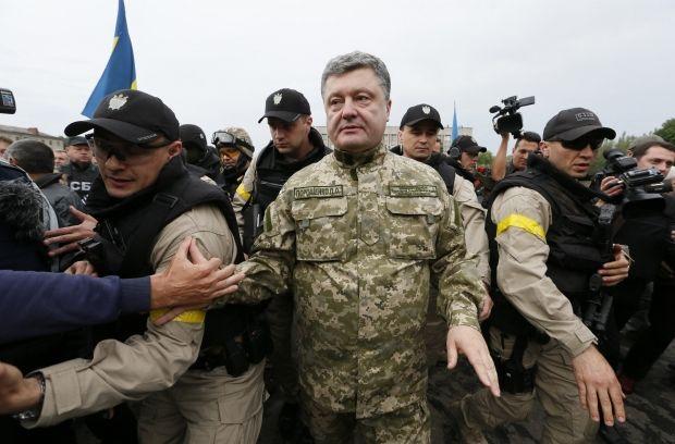 в миротворческой миссии в Донбассе