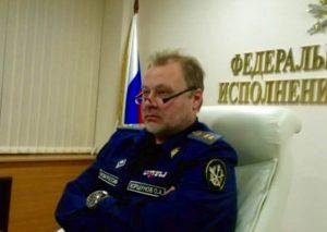 задержали заместителя директора Федеральной службы исполнения наказаний Олега Коршунова