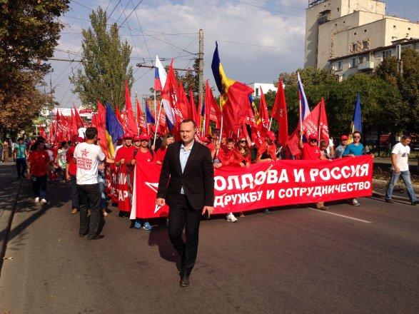 В Молдавии 24 сентября проходит массовая акция