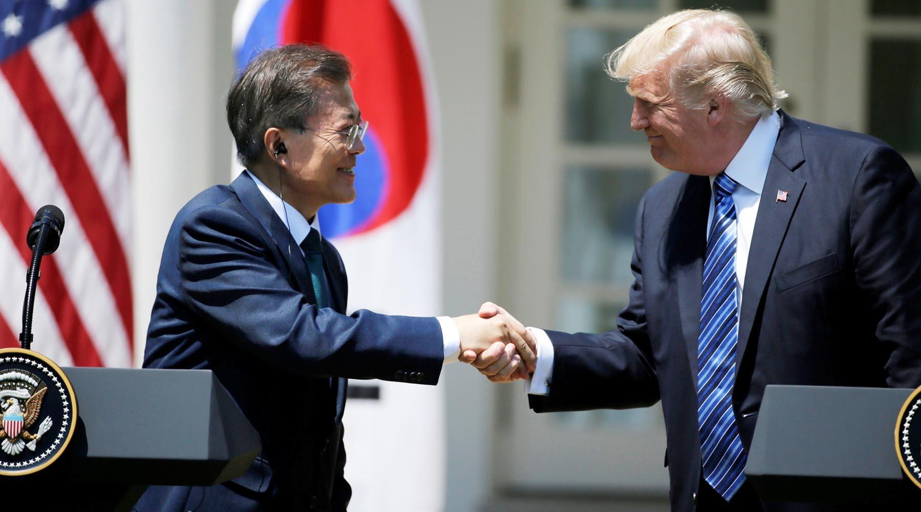США выйдут из соглашения о свободной торговле