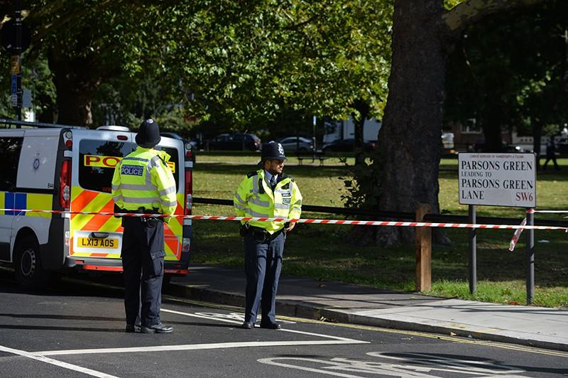 Подозреваемый втеракте встолице Англии 18-летний парень является беженцем