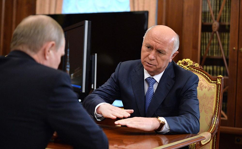 Николай Меркушкин отправлен в отставку