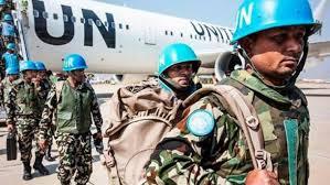 Порошенко попросил ООН поскорее послать миротворцев в Донбасс