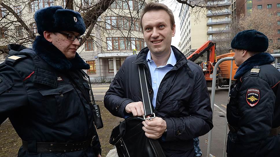 Навальный провел встречу
