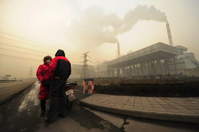 Минприроды назвало города с наиболее загрязненной атмосферой