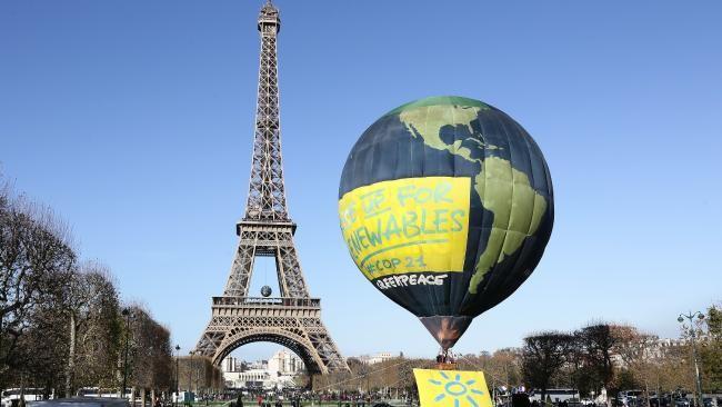 из Парижского соглашения по климату
