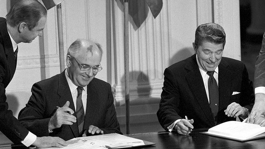 Горбачев получил «Премию Льва» за остановку атомной гонки вооружений