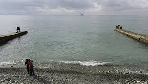 углубить дно Азовского моря