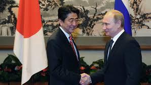 Абэ и Путин: мирный договор между Россией и Японией