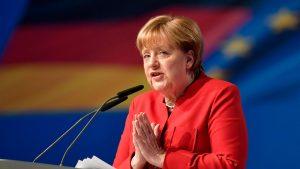 Меркель о ядерных испытаниях КНДР