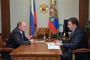 Куйвашев вступил в должность губернатора Свердловской области