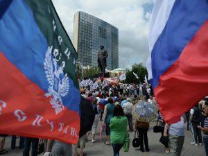 СМИ: РФ откажется от «гуманитарной поддержки» Донбасса в пользу Крыма