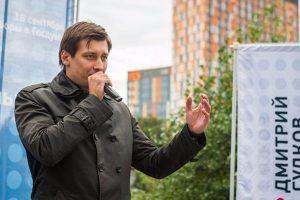 Гудков будет баллотироваться в мэры Москвы