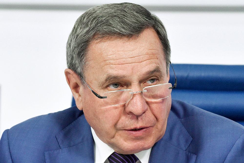 Путин принял отставку губернатора Городецкого