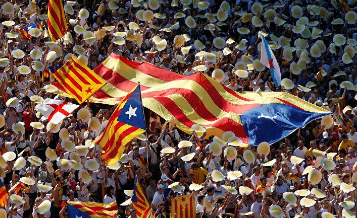 об отстранении правительства Каталонии