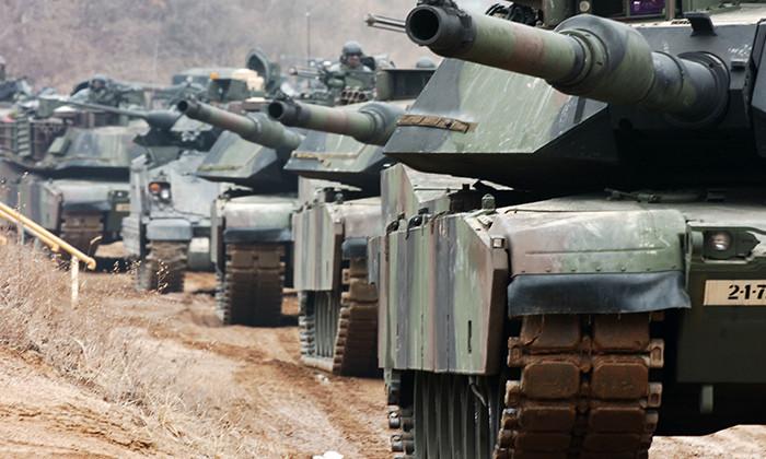США развернули в Польше вторую бронетанковую бригаду