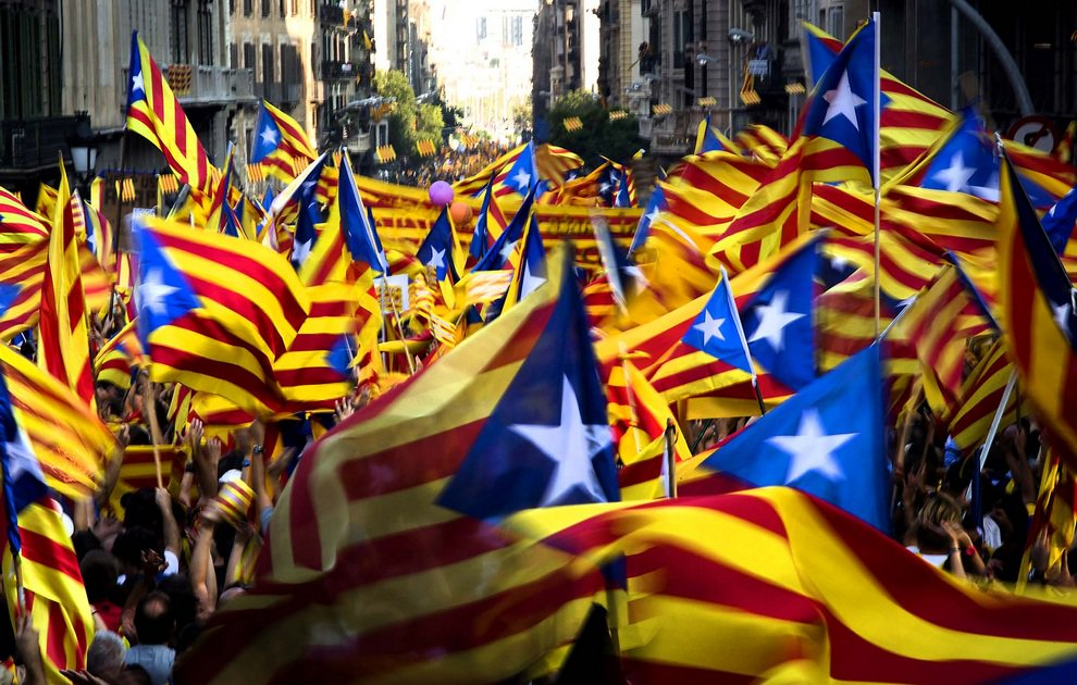 независимость региона от Испании,